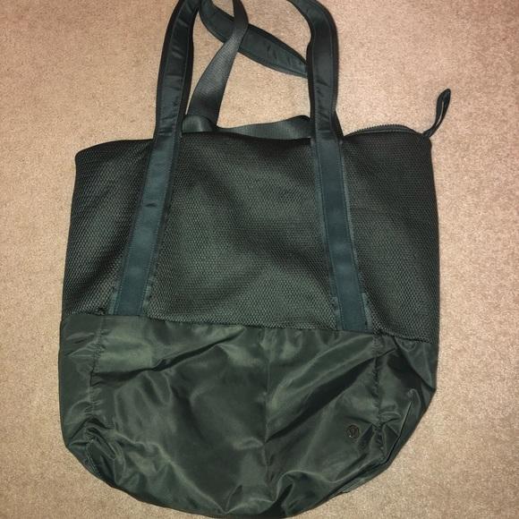 lululemon athletica Handbags - Lululemon workout/travel bag